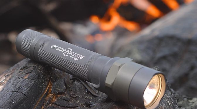Tacxtical lighting evolution, tactical flashlight, tactical light, SureFire next to the fire, Guy Sagi, Fear & Loading, Raeford NC
