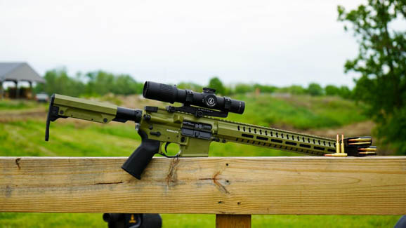 CMMG Offers 6.5 GRENDEL in the AR-15