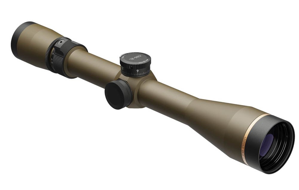 Leupold Adds Burnt Bronze Model to VX-3i CDS-ZL Riflescope Line