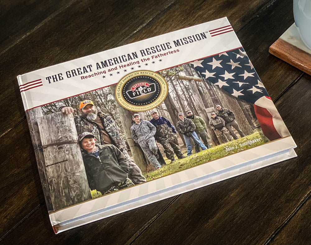Outdoor Industry Leader Addresses America's Greatest Crisis in New Book