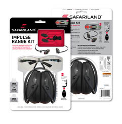 Safariland Introduces the New Impulse Range Kit for Complete Protection