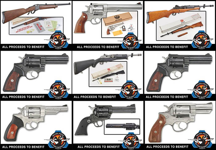 2020 Ruger Auctions Raise Over $27K for SASP