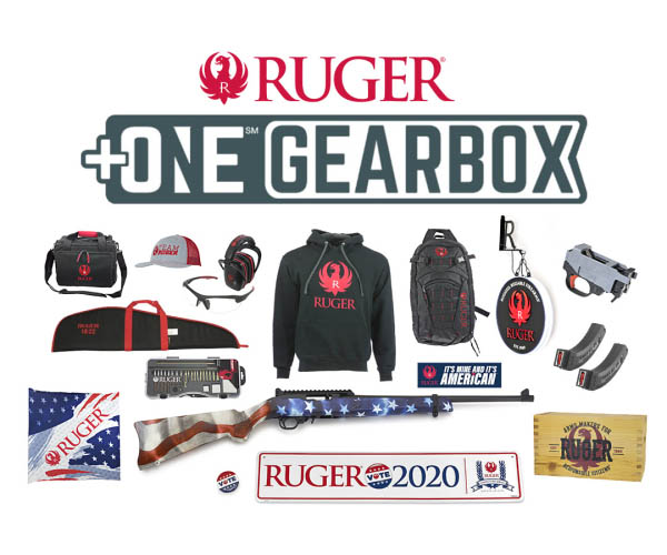 Ruger Embraces New Shooters With +ONE Gearbox Giveaway
