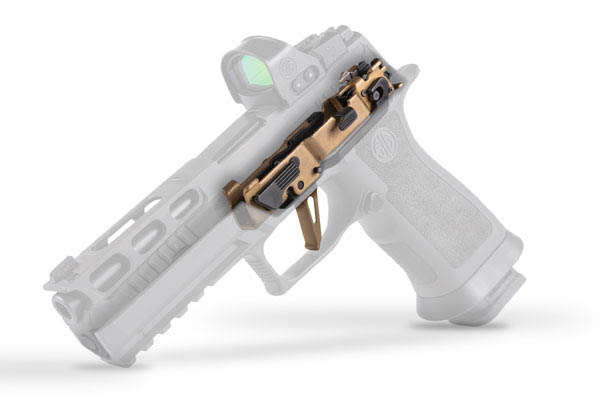 SIG SAUER Shipping P320 Fire Control Unit and Launches P320 Studio Virtual Configurator