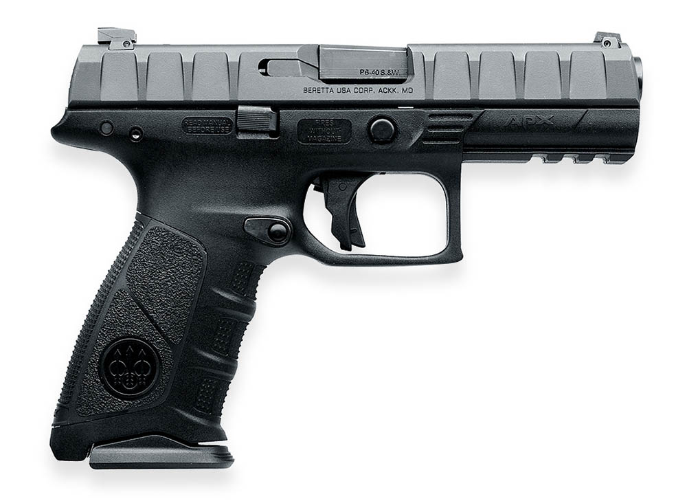 Glendale Heights (IL) PD Adopts the Beretta APX Pistol