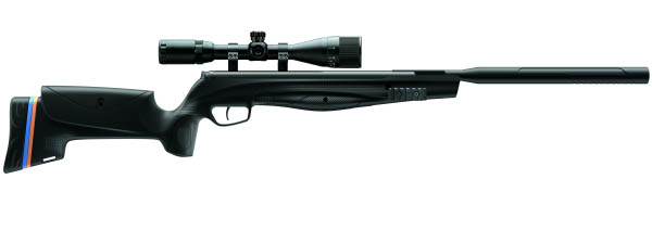 New Guns & Gear for 2021—Stoeger S8000-E Tac Suppressed Air Rifle