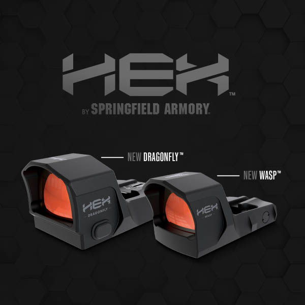 Announcing HEX Optics by Springfield Armory