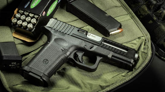 Lone Wolf Launches New Pistol Line