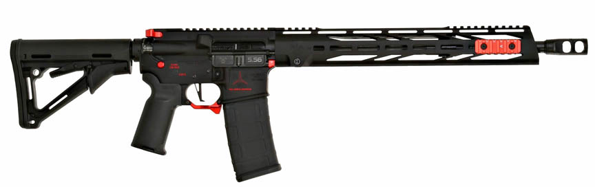 Red Arrow Weapons RAW15 5.56 Rifle