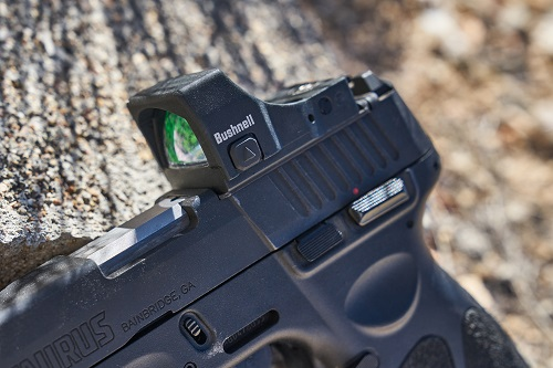 Mounting a Bushnell Optic on Your Pistol